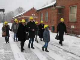 Besuch der Energiefabrik Knapprode